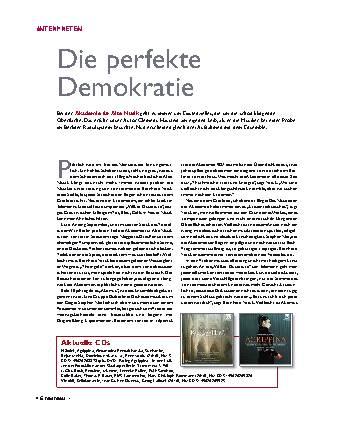 Die perfekte Demokratie