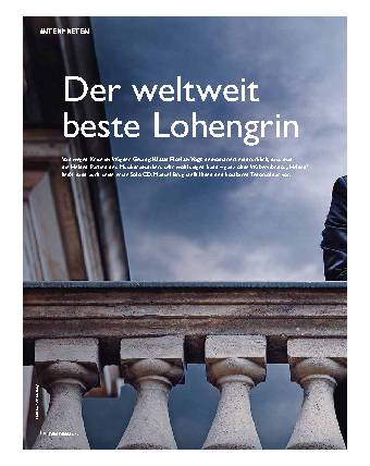 Der weltweit beste Lohengrin