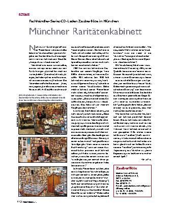 Münchner Raritätenkabinett