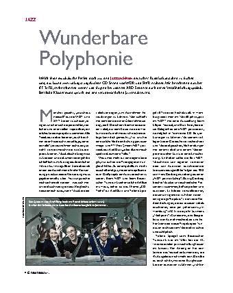 Wunderbare Polyphonie