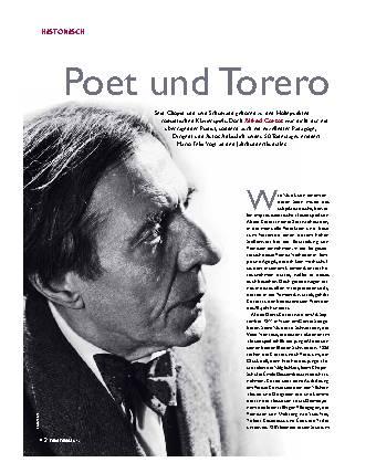Poet und Torero