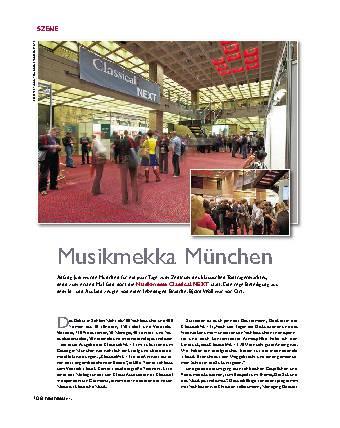 Musikmekka München