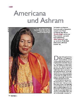 Americana und Ashram
