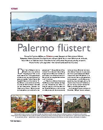 Palermo flüstert