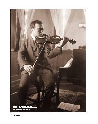Das russischste aller Violinkonzerte