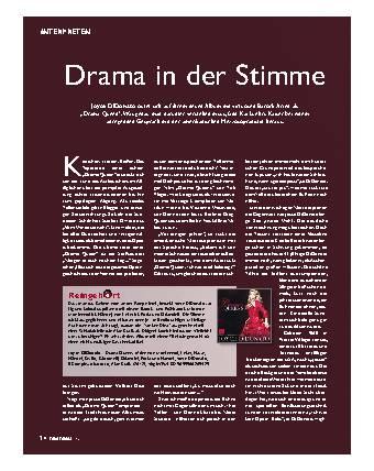 Drama in der Stimme