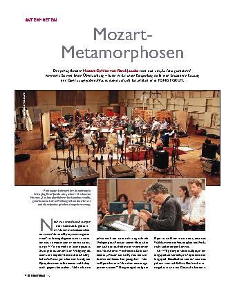 Mozart-Metamorphose