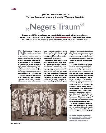 Negers Traum