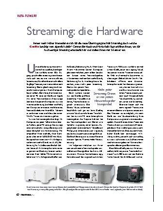 Streaming: die Hardware