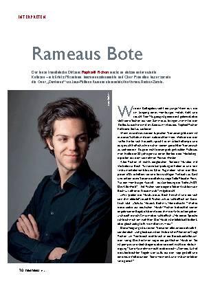 Rameaus Bote