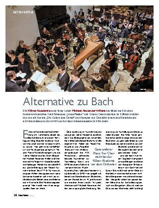 Alternative zu Bach