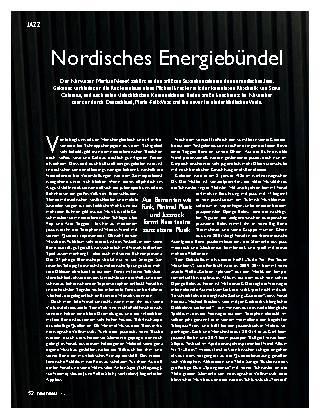 Nordisches Energiebündel