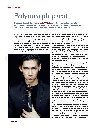 Polymorph parat