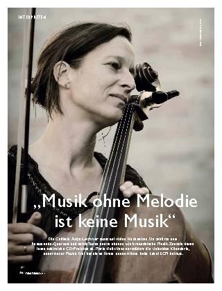 """""""Musik ohne Melodie ist keine Musik"""""""