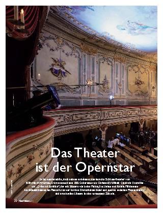 Das Theater ist der Opernstar
