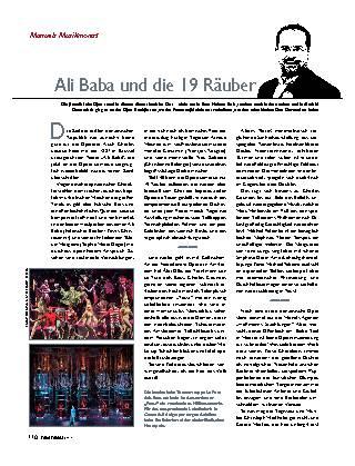 Ali Baba und die 19 Räuber