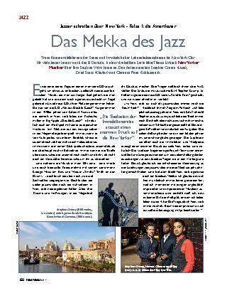 Das Mekka des Jazz