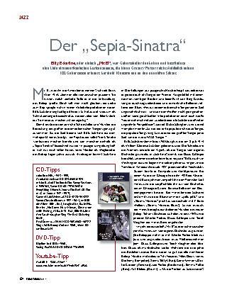 """Der """"Sepia-Sinatra"""""""