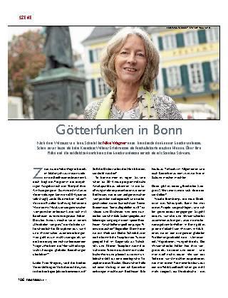 Götterfunken in Bonn