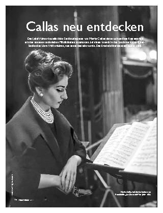 Callas neu entdecken