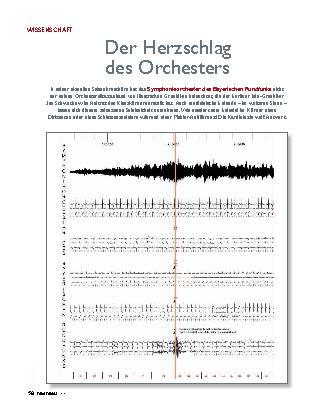 Der Herzschlag des Orchesters