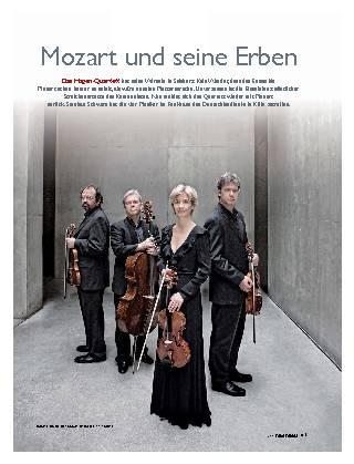 Mozart und seine Erben