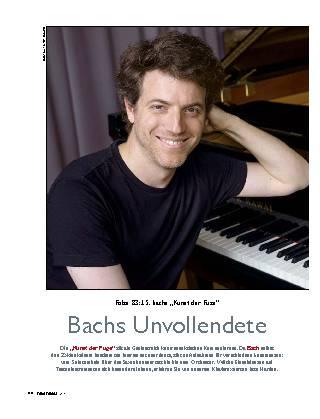 Bachs Unvollendete