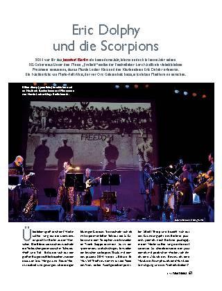 Eric Dolphy und die Scorpions