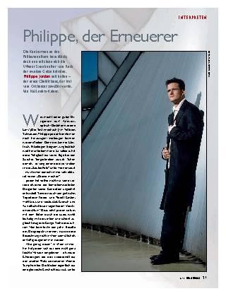 Philippe, der Erneuerer