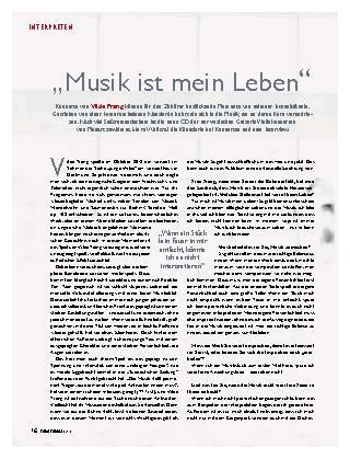 """""""Musik ist mein Leben"""""""