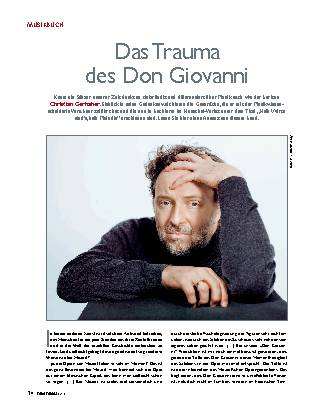 Das Trauma des Don Giovanni