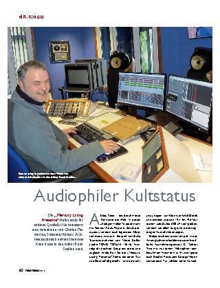 Audiophiler Kultstatus