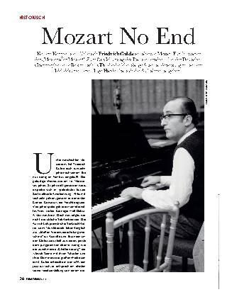 Mozart No End