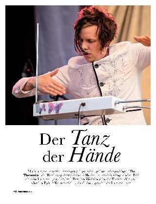 Der Tanz der Hände