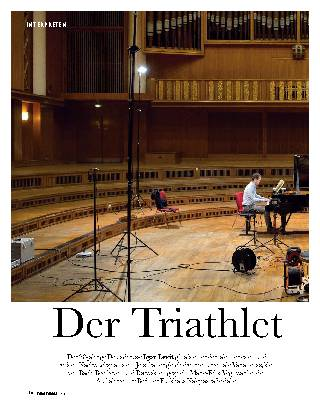 Der Triathlet