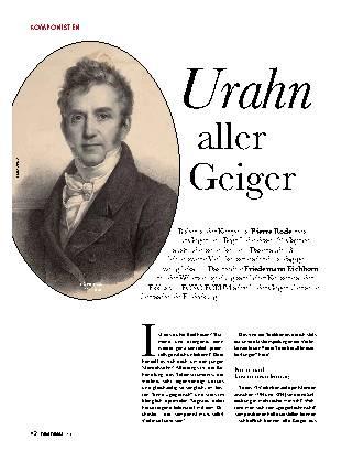 Urahn aller Geiger