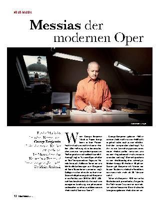 Messias der modernen Oper