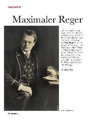 Maximaler Reger