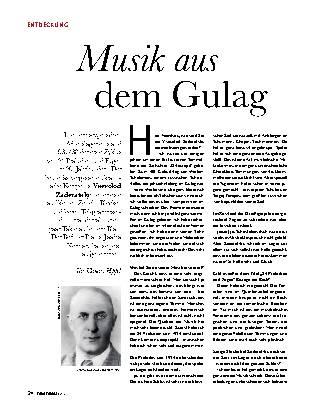 Musik aus dem Gulag