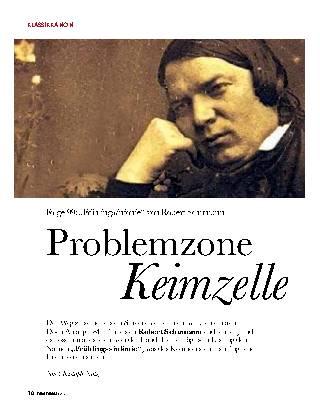 Problemzone Keimzelle