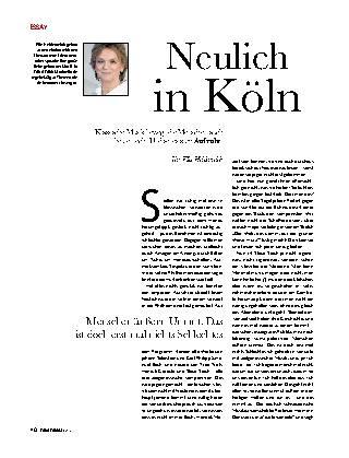Neulich in Köln