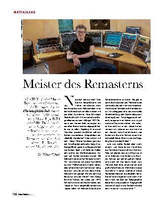 Meister des Remasterns
