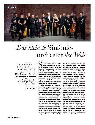 Das kleinste Sinfonieorchester der Welt
