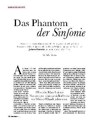 Das Phantom der Sinfonie