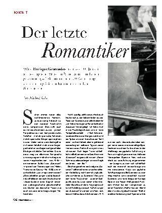 Der letzte Romantiker