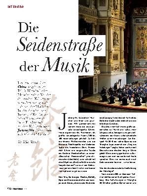 Die Seidenstraße der Musik