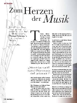 Zum Herzen der Musik