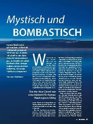 Mystisch und BOMBASTISCH