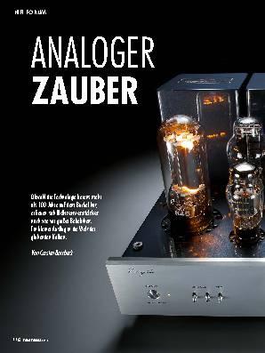 ANALOGER ZAUBER