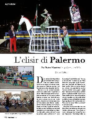 L'elisir di Palermo